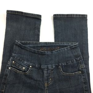 Jag Jeans High Rise Boot Leg pull-on jeans (C480)
